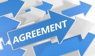 Agreement Stock Illustration