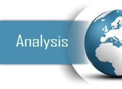 analysis - stock illustration