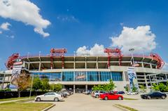 June 20, 2014. the stadium is the home field of the nfl's tennessee titans an Kuvituskuvat