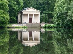 Temple. - stock photo
