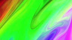 Slow Colorfull Background Visual. Stock Footage