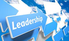 leadership - stock illustration