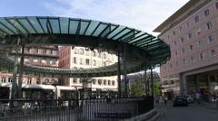 France - Alsace - Strasbourg - Homme de Fer Stock Footage