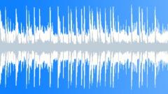 Busy Hard Rock Loop - stock music