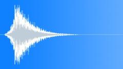 Whoosh To Trailer Glitch Explosion (Futuristic, Film, Cinematic) Sound Effect