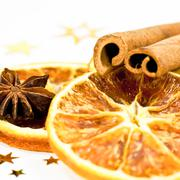 anise and cinnamon - stock photo