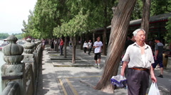 Summer Palace at daytime HD. Stock Footage