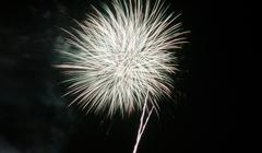 Stock Photo of Fireworks Show