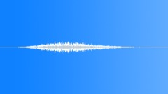 Stock Sound Effects of Airy whoosh transition 0001