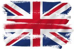 Stock Illustration of British flag