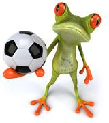 Stock Illustration of frog