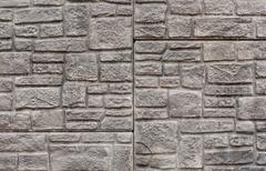 Stock Photo of stone wall