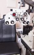 Optical chair Stock Photos