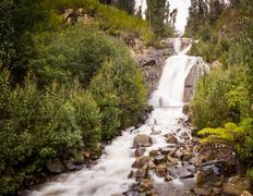 steavenson falls - stock photo