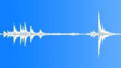 Metal Postbox Open Sound - HQ - STEREO Äänitehoste
