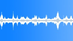 Close sea waves loop - sound effect