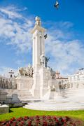 Cadiz in andalucia, spain Stock Photos