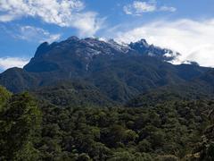 Mount Kinabalu, Sabah, Malaysia - stock photo