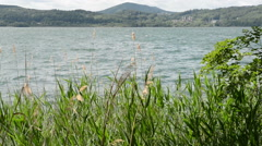 Laach Lake (Laacher See), Stock Footage