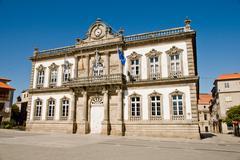 Pontevedra in galicia, spain Stock Photos