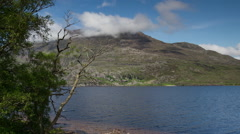 Loch maree00 Stock Footage