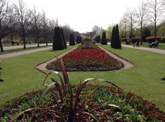 Regents park - stock photo