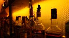 Interior of Pub Stock Footage