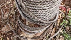 Rope Stock Footage