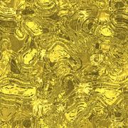 Melt metal fluid seamless generated hires texture - stock illustration