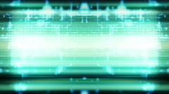 Abstract Data Video Background 2012 - 1080p Stock Footage