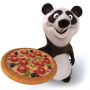 Panda Stock Illustration