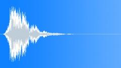Impulse Whoosh To Cinematic Impact (Epic, Suspense, Explosion) Sound Effect