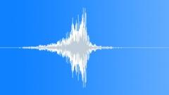 Scifi Impulse Whoosh 2 (Futuristic, Robotic, Flyby) - sound effect