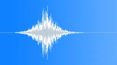 Scifi Impulse Whoosh 3 (Futuristic, Robotic, Flyby) - sound effect