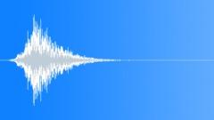 Scifi Impulse Whoosh 9 (Futuristic, Robotic, Flyby) - sound effect