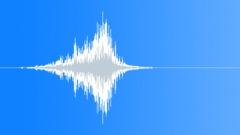 Scifi Impulse Whoosh 14 (Futuristic, Robotic, Flyby) - sound effect