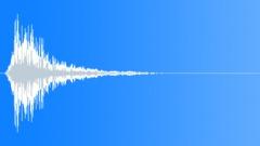 Scifi Impulse Whoosh 15 (Futuristic, Robotic, Flyby) - sound effect