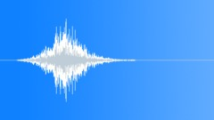 Scifi Impulse Whoosh 16 (Futuristic, Robotic, Flyby) - sound effect