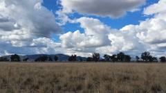 Australian Rural Landscape Stock Footage