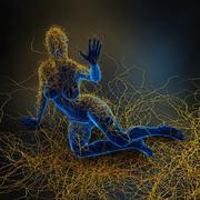 Multiple Sclerosis - immunity system malfunction Kuvituskuvat