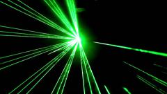 Stock Video Footage of Laser Show