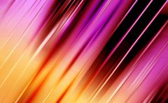abstract blurred yellowish pink bar panels background. - stock illustration