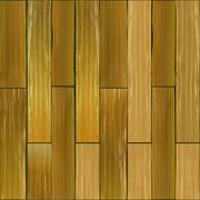 hard wood plank seamless tile - stock illustration