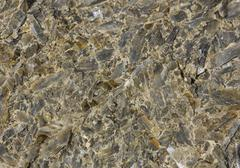 surface of flint - stock photo