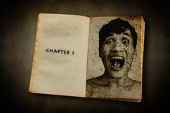 Chapter 1 - stock illustration