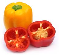capsicum - stock photo
