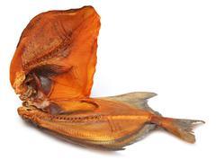 dried fish rup chanda - stock photo