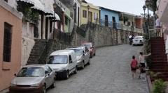 Old Santo Domingo Stock Footage