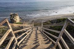 El matador beach malibu Stock Photos