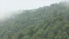 Mountain Mist - stock footage